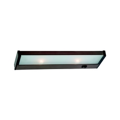 Sea Gull Lighting Plated Bronze 14-Inch Linear Light