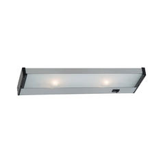 Sea Gull Lighting Tinted Aluminum 14-Inch Linear Light