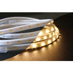 American Lighting LED Tape-Rope Hybrid Warm White 72-Inch LED Rope Light