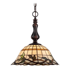 Lite Source Lighting Kyleigh Dark Bronze Pendant Light