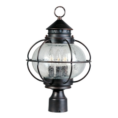 Maxim Lighting Portsmouth Oil Rubbed Bronze Post Light