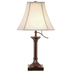 Desk Lamp in Antique Bronze Finish
