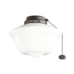 Kichler Lighting Kichler Lighting Satin Natural Bronze Light Kit 380065SNB