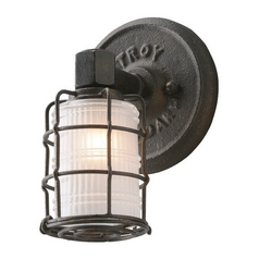 Troy Lighting Mercantile Vintage Bronze Sconce