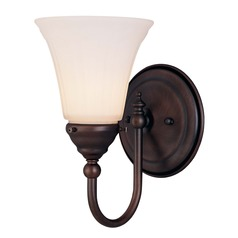 Savoy House Lighting English Bronze Sconce