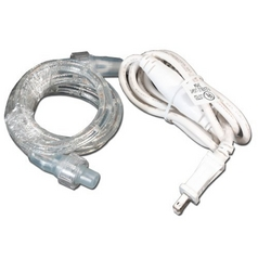 American Lighting LED Flexbrite Kits Cool White 108-Inch LED Rope Light