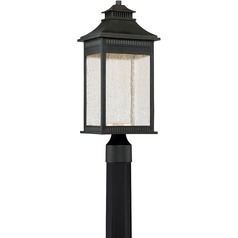 Quoizel Lighting Livingston Imperial Bronze LED Post Light