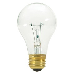Incandescent A19 Light Bulb Medium Base 2700K Dimmable