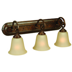 Craftmade Cecilia Peruvian Bronze Bathroom Light