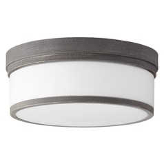 Quorum Lighting Celeste Zinc Flushmount Light