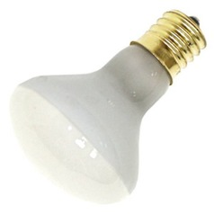Satco Products, Inc. 40-Watt R14 Reflector Incandescent Bulb with Intermediate Base 40R14/N