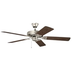 Kichler Lighting Basics Ceiling Fan Without Light