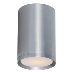 Maxim Lighting Lightray Brushed Aluminum Flushmount Light