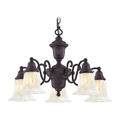 Holt Royal Bronze Chandelier