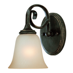 Craftmade Barrett Place Mocha Bronze Sconce
