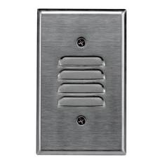 Mini Louvered Recessed Step Light