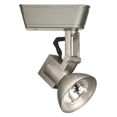 WAC Lighting Brushed Nickel Low Voltage Track Light For L-Track