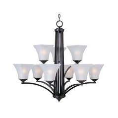 Maxim Lighting Aurora Oil Rubbed Bronze Chandelier