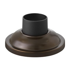 Hinkley Lighting Copper Bronze Pier Mount