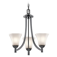 Kichler Lighting Serena Mini-Pendant Light with Bell Shade
