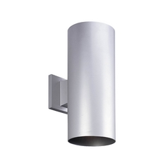 Progress Lighting Cylinder Metallic Gray Outdoor Wall Light Accessory