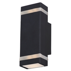 Maxim Lighting Lightray Architectural Bronze LED Sconce