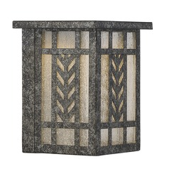 Savoy House Lighting Waterton Graphite LED Outdoor Wall Light