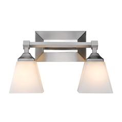 Golden Lighting Gentry Pewter Bathroom Light