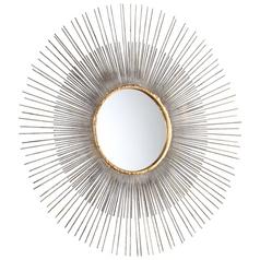 Pixley Round 26.4-Inch Mirror