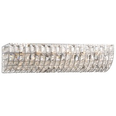 Minka Lavery Palermo Chrome Bathroom Light
