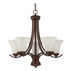 Craftmade Arabella Old Bronze Chandelier