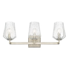 Capital Lighting Arden Brushed Silver Bathroom Light