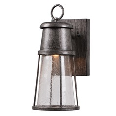 Kenroy Home Harbinger Tuscan Silver LED Sconce