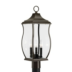 Progress Lighting Township Oil Rubbed Bronze Post Light