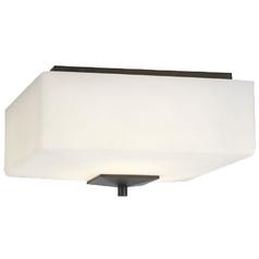 Three-Light Flushmount Ceiling Light