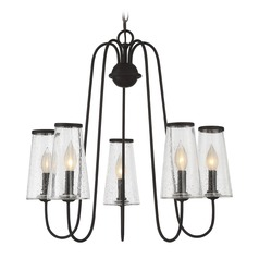 Savoy House Lighting Oleander English Bronze Outdoor Chandelier