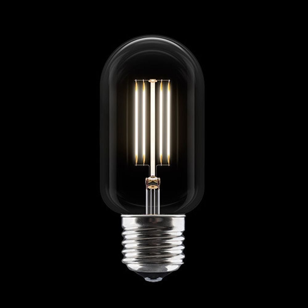 Vintage Style Carbon Filament LED T-Type Light Bulb Medium