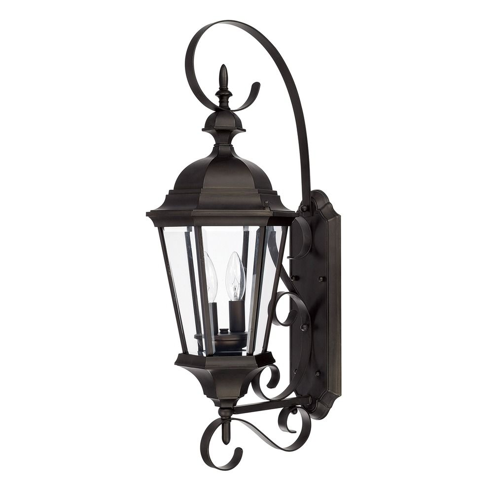 Capital Lighting Carriage House Old Bronze Outdoor Wall Light 9722ob Destination Lighting