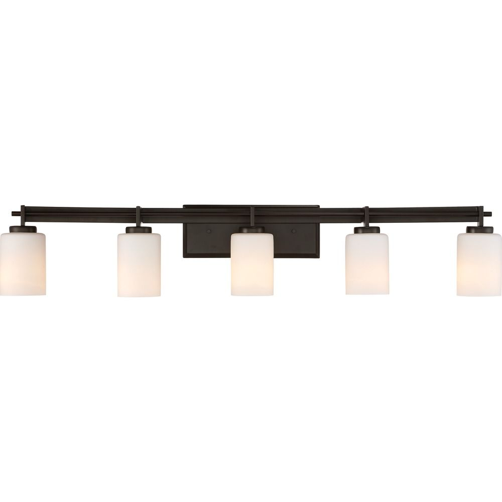 Quoizel Lighting Taylor Western Bronze Bathroom Light Ty8605wt Destination Lighting