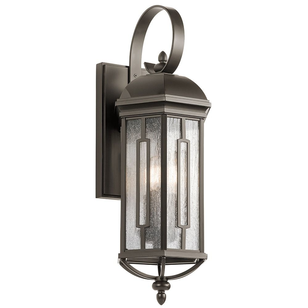 Exterior Lighting: Kichler Lighting Galemore Outdoor Wall Light