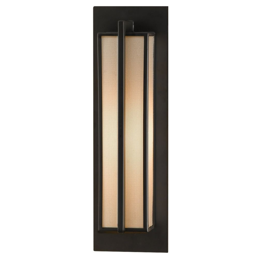 Modern Sconce Wall Light In Oil Rubbed Bronze Finish Wb1460orb Destination Lighting