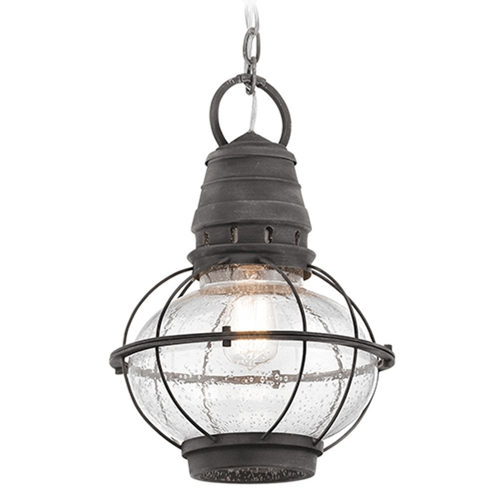 Kichler Lighting: Kichler Lighting Bridge Point Outdoor Hanging Light