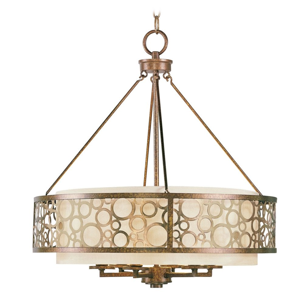 Livex Lighting Avalon Palacial Bronze With Gilded Accents