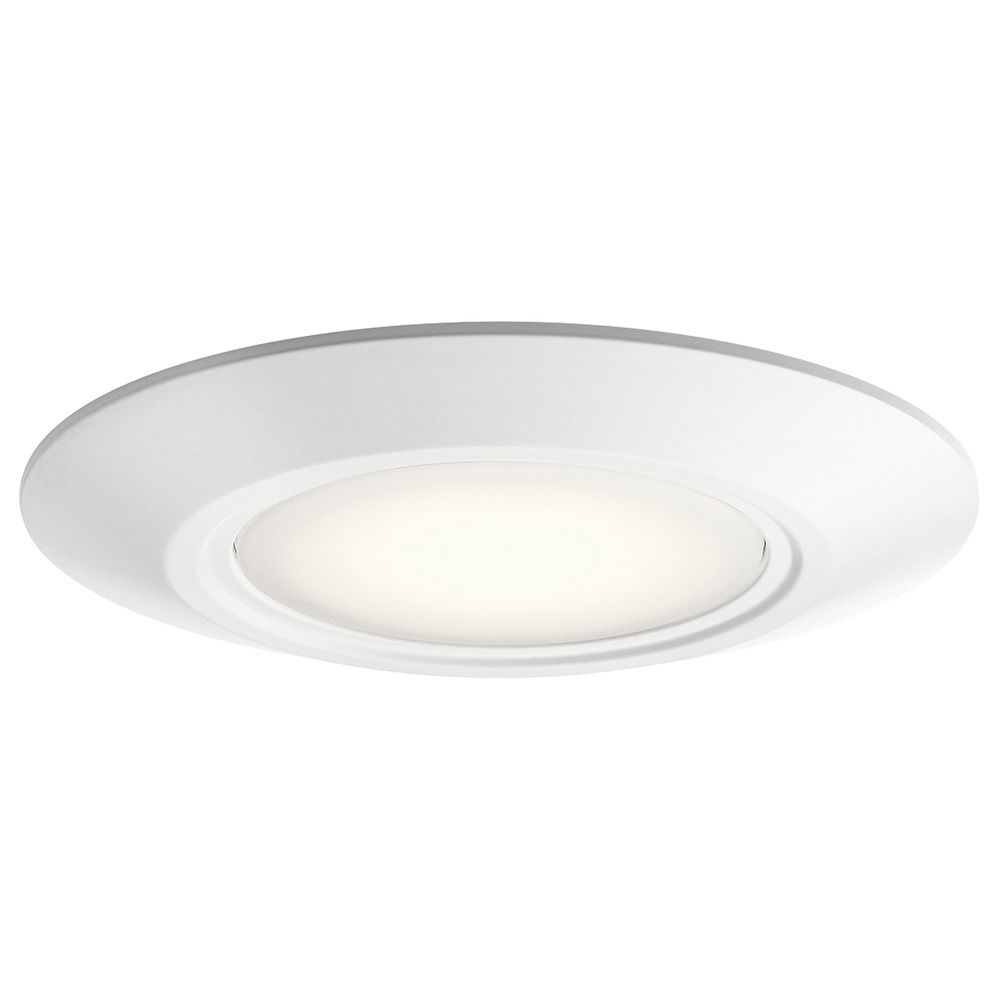 Kichler low profile led ceiling light at destination lighting