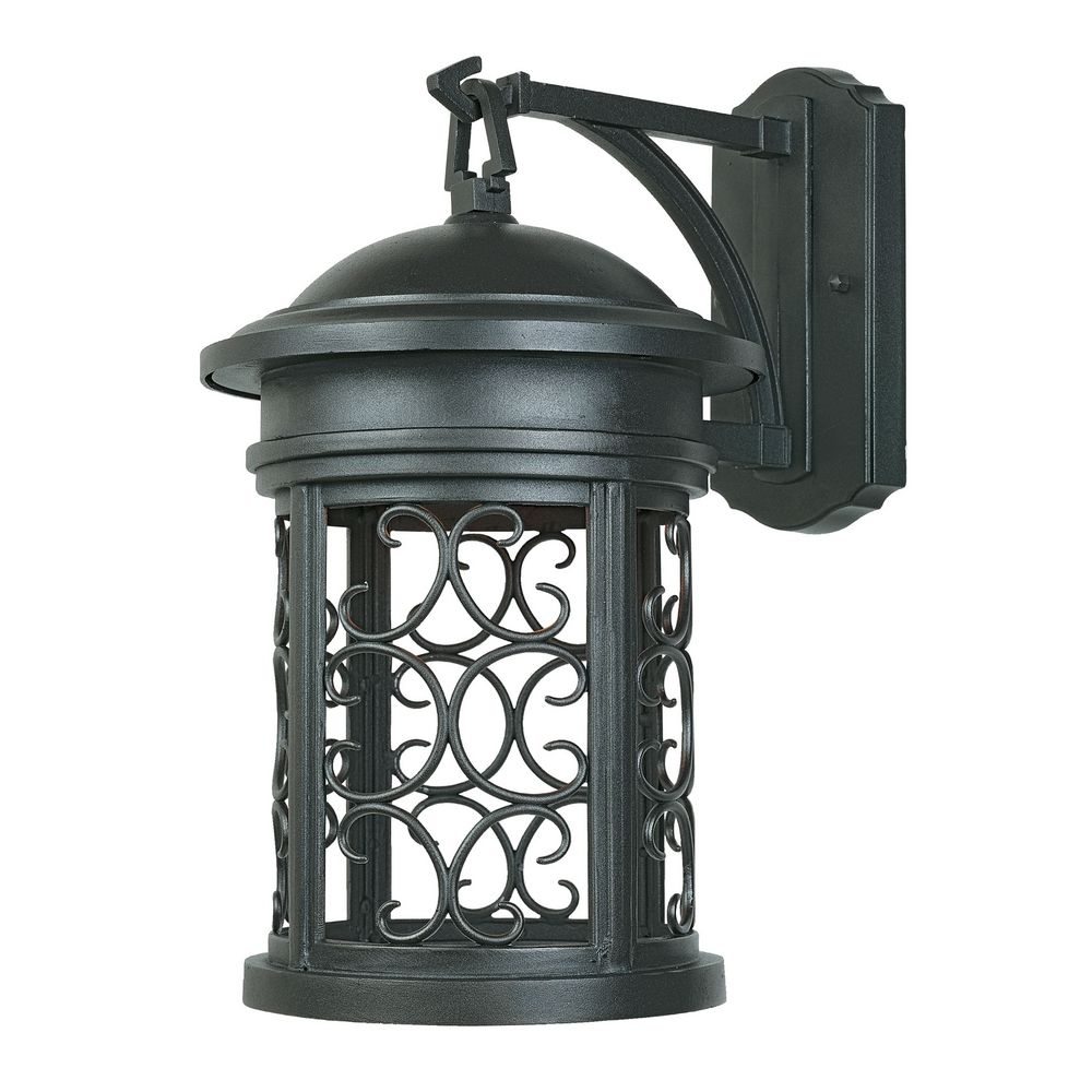 Outdoor Wall Light In Oil Rubbed Bronze Finish 31111 Orb