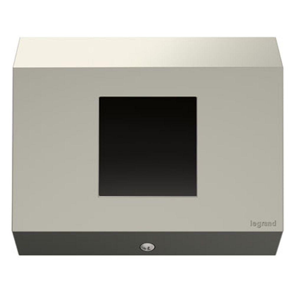 Legrand Adorne No Device 1-Gang Control Box | APCB4TM1 | Destination ...