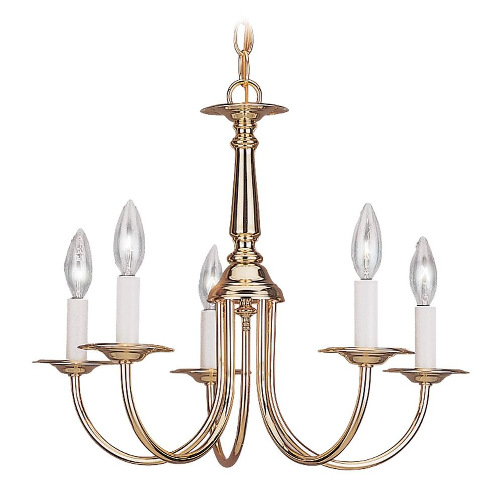 Sea Gull Lighting Traditional Polished Brass Led Mini Chandelier 3916en 02 Destination Lighting