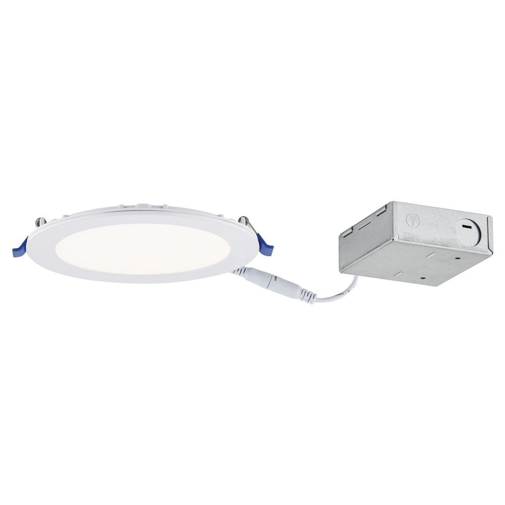 6 Inch Shallow Canless Led Recessed