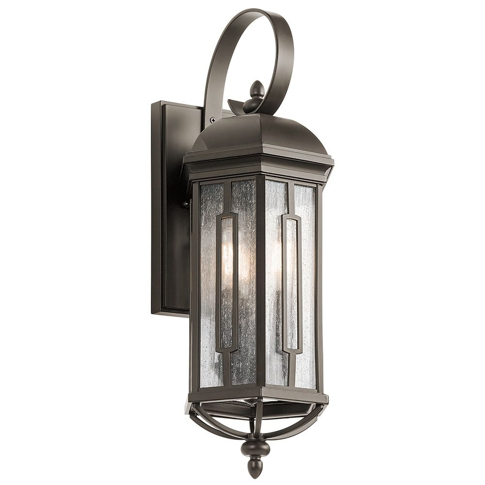 Kichler Lamps: Kichler Lighting Galemore Outdoor Wall Light