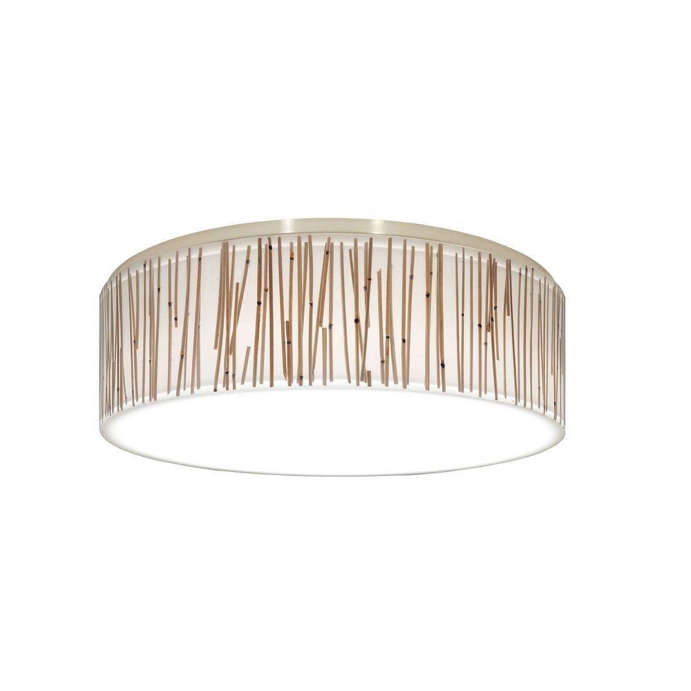 Decorative recessed ceiling light trim with drum shade 10616 09 recessed ceiling light trim with drum shade 10616 09 hover or click to zoom aloadofball Images